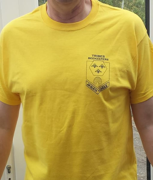 Tribes Beekeepers T-Shirt